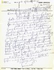 1st Personal Letter From J. Lawrence Cook To Mike Meddings