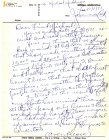 2nd Personal Letter (Page 1) From J. Lawrence Cook To Mike Meddings