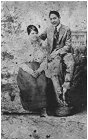 Anita Gonzales and Jelly Roll Morton, c. 1920
