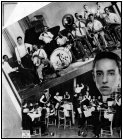 Jelly-Roll Morton and His Orchestra at the Victor Studios, Camden, New Jersey, July 1929