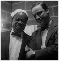 Satchmo and Beale Riddle - photograph © November 2008 Harold C. Hopkins
